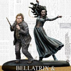 Bellatrix & Wormtail