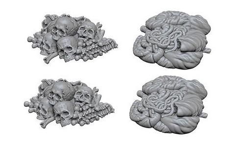 Pile of Bones & Entrails