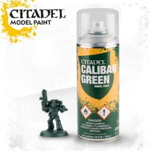 Caliban Green Aerosol