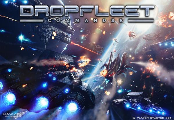 Dropfleet Commander Starter Set