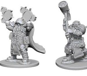 Dwarf Male Cleric