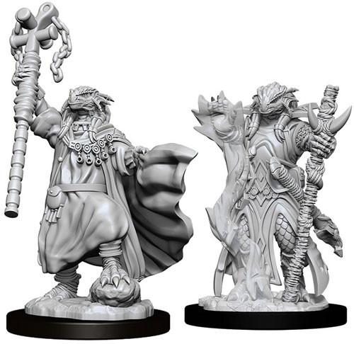 Nolzur's Marvelous Miniatures: Female Dragonborn Sorcerer