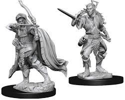 Nolzur's Marvelous Miniatures: Male Elf Rogue
