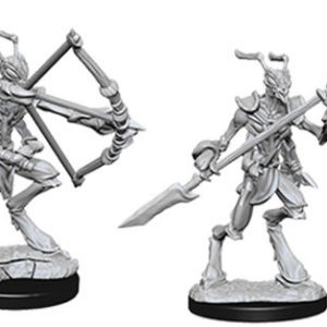 Nolzur's Marvelous Miniatures: Thri-Kreen