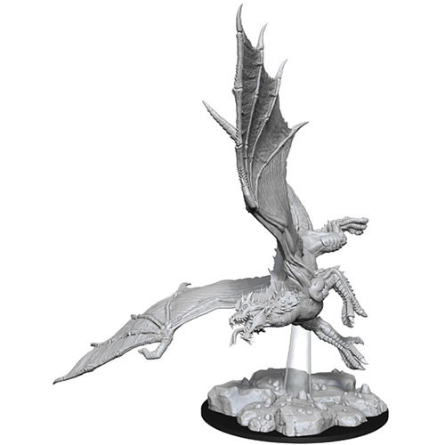 Nolzur's Marvelous Miniatures: Young Green Dragon