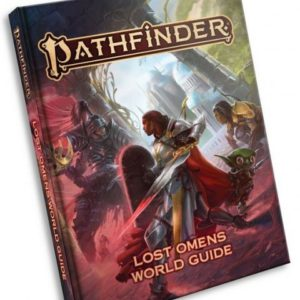 Pathfinder 2: Lost Omens World Guide