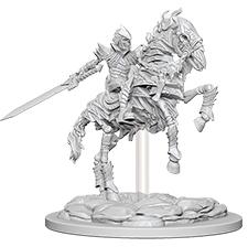 Pathfinder Deep Cuts: Skeleton Knight on Horse