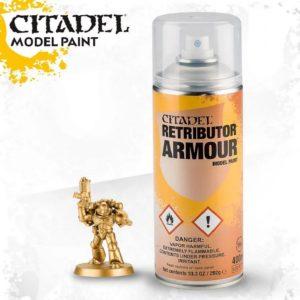 Retributor Armour Aerosol