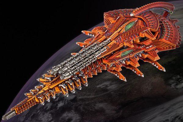 Shaltari Battleship