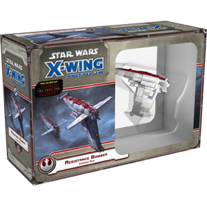 X-Wing: Resistance Bomber