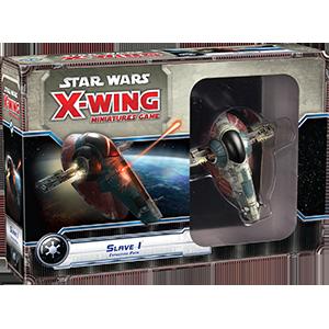 X-Wing: Slave I
