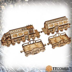 TTCombat Supply Train Set
