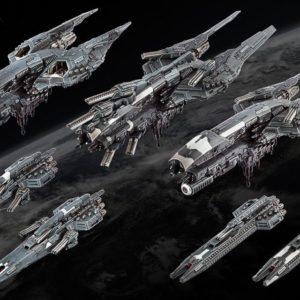 UCM Starter Fleet