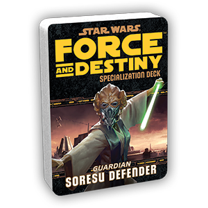 Force and Destiny: Guardian Soresu Defender