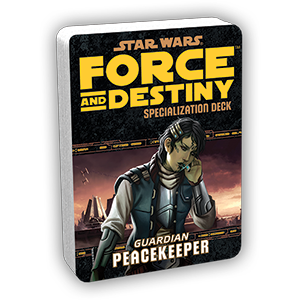 Force and Destiny: Guardian Peacekeeper