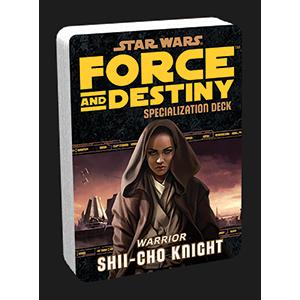 Force and Destiny: Warrior Shii-Cho Knight