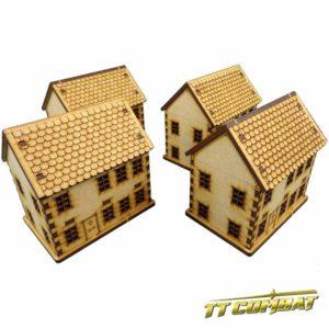 TTCombat Townhouse Set
