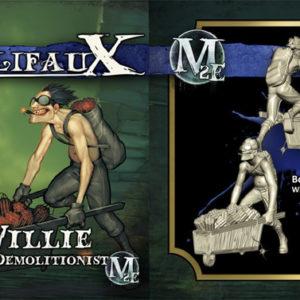 Willie the Demolitionist